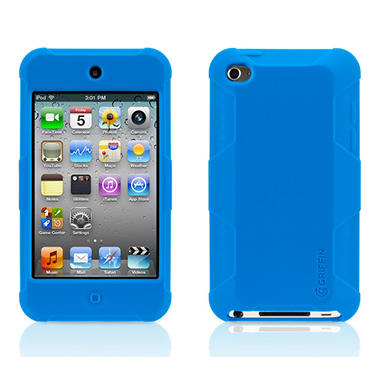Griffin iPod Touch (4th Generation) Protector Case - Blue