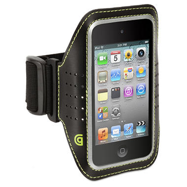 Griffin Trainer for iPod touch 4G - Black