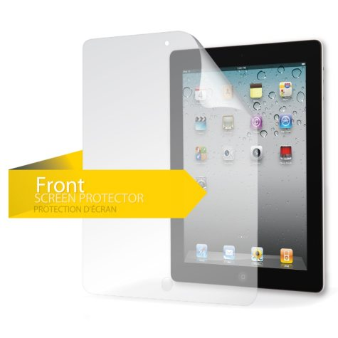 TotalGuard Level 1 for iPad 2 and new iPad