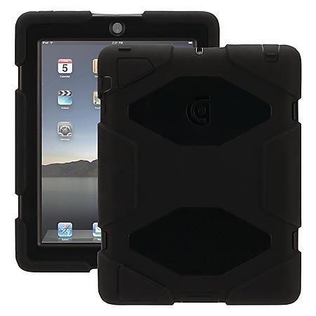 Griffin Survivor Skin Case for iPad  Various Colors