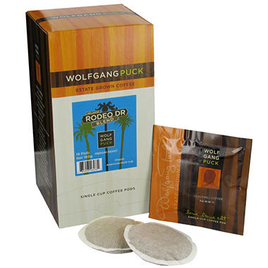 Wolfgang Puck Rodeo Drive Coffee Pods (108 ct.)