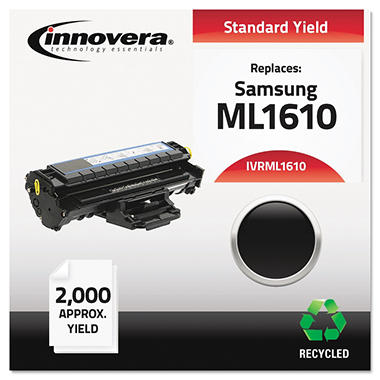 Innovera® Remanufactured ML-1610D2 Toner, Black