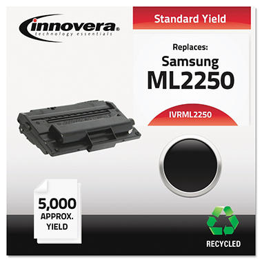 Innovera® Remanufactured ML-2250D5 Toner, Black