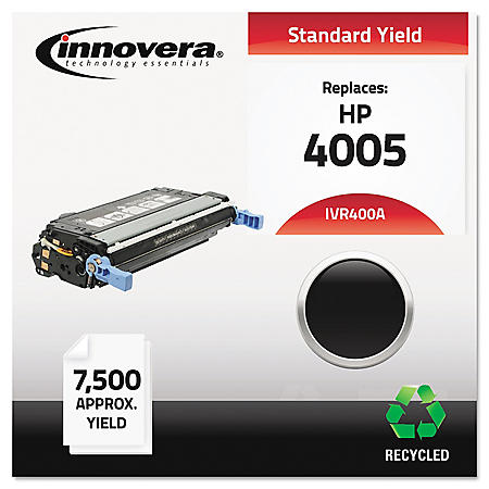 Innovera® Remanufactured CB400A (642A) Toner, Black