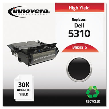 Innovera® Remanufactured 3412939 (5310) High-Yield Toner, Black