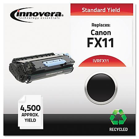 Innovera® Remanufactured 1153B001AA (FX-11) Toner, Black