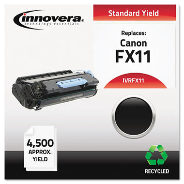 Innovera® Remanufactured 1153B001AA (FX-11) Toner, Black