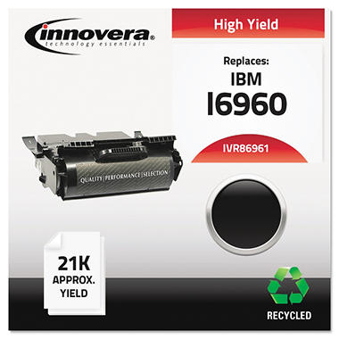 Innovera® Remanufactured 75P6961 (1532) High-Yield Toner, Black