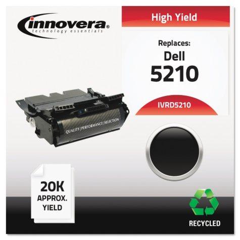 Innovera® Remanufactured 341-2916 (5210) Toner, Black
