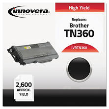 Innovera® Remanufactured TN360 High-Yield Toner, Black