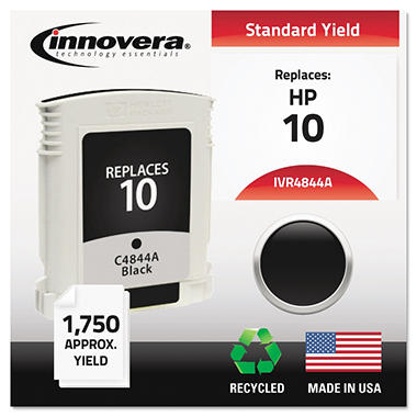 Innovera® Remanufactured C4844A (10) Ink, Black