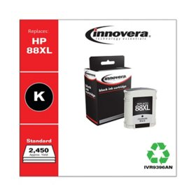 Innovera® Remanufactured C9396AN (88XL) High-Yield Ink, Black