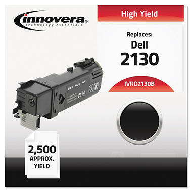 Innovera® Remanufactured 330-1436 (2130) High-Yield Toner, Black