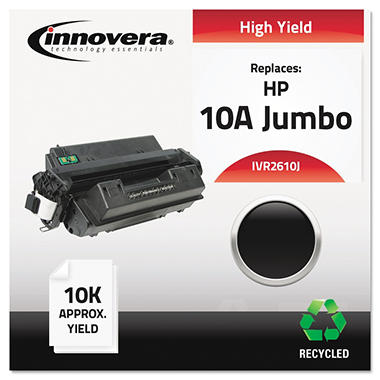 Innovera® Remanufactured Q2610A(J) (10AJ) High-Yield Toner, Black