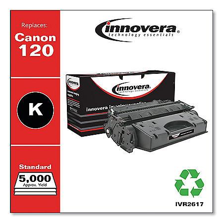 Innovera® Remanufactured 2617B001AA (120) Toner, Black