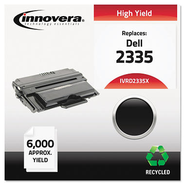 Innovera® Remanufactured 330-2209 (2335) High-Yield Toner, Black