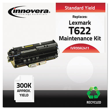 Innovera® Remanufactured 99A2411 (T622) Maintenance Kit