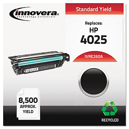 Innovera® Remanufactured CE260X (649X) High-Yield Toner, Black