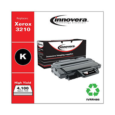 Innovera® Remanufactured 106R01485 (R1485) High-Yield Toner, Black