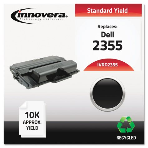 Innovera® Remanufactured 331-0611 (2355) Toner, Black