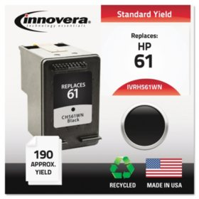 Innovera® Remanufactured CH561WN (61) Ink, Black