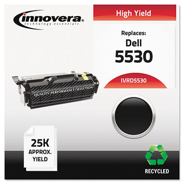 Innovera® Remanufactured 330-9788 (5530) High-Yield Toner, Black