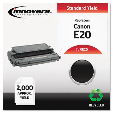 Innovera® Remanufactured 1492A002AA (E20) Toner, Black