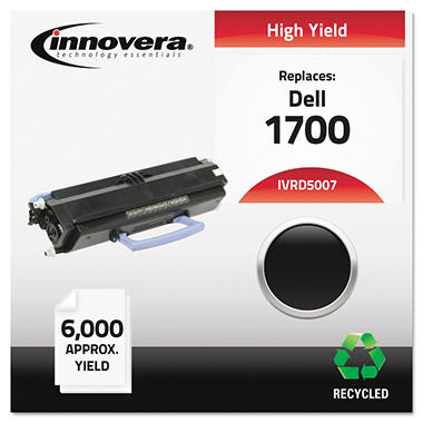 Innovera® Remanufactured 310-5400 (5007) High-Yield Toner, Black