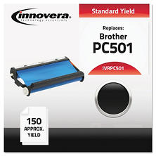 Innovera® Compatible PC501 Thermal Transfer Print Cartridge, Black