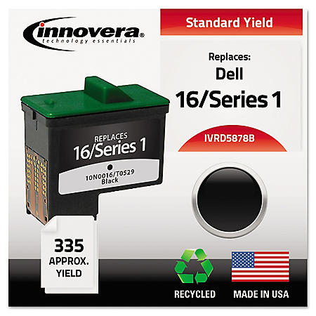 Innovera® Remanufactured T0529 (Series 1) High-Yield Ink, Black