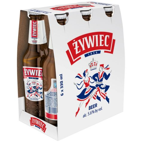 Zywiec Beer (11.2 fl. oz. bottle, 6 pk.)