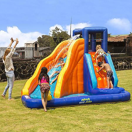 Splash N Slide