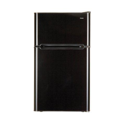 Haier 3.2-cu. ft. 2-Door Compact Refrigerator (Assorted Colors)