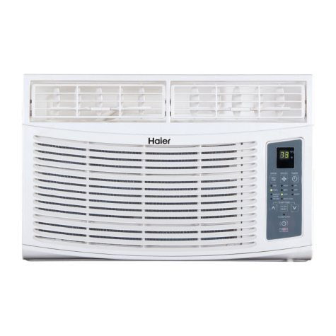 Haier 8,000 BTU High Effeciency Air Conditioner