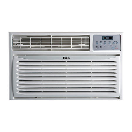 Haier 12,000 BTU Through-the-Wall Air Conditioner, 115 volt
