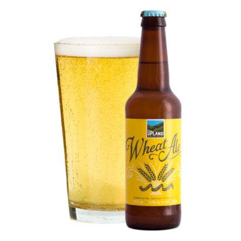 Upland Brewing Wheat Ale (12 fl. oz. bottle, 6 pk.)
