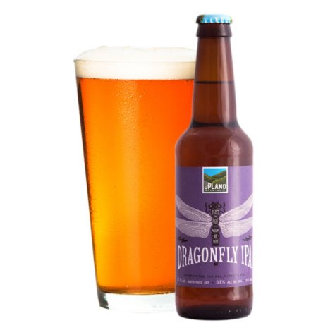 Upland Brewing Dragonfly IPA (12 fl. oz. bottle, 12 pk.)