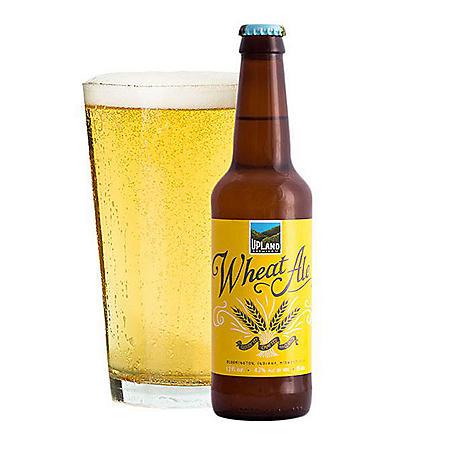 Upland Brewing Wheat Ale (12 fl. oz. bottle, 12 pk.)