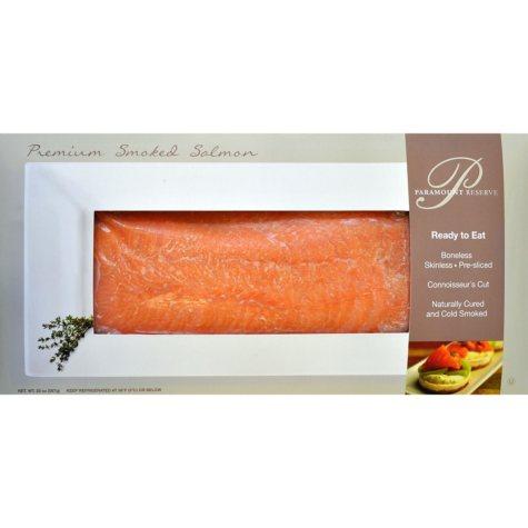 Paramount Reserve Premium Smoked Salmon (1.25 lb.)