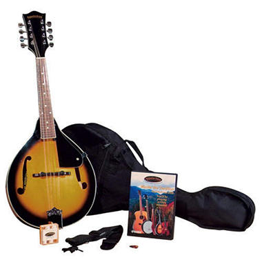 Appalachian Pickin' Pac® A-Model Mandolin