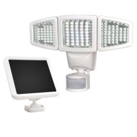 Sunforce 120 LED Triple-Head Solar Motion Light