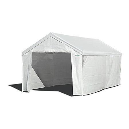 Carport Sidewall Kit - 10' x 20'