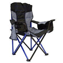 Caravan® Sports Elite Quad Chair - Blue
