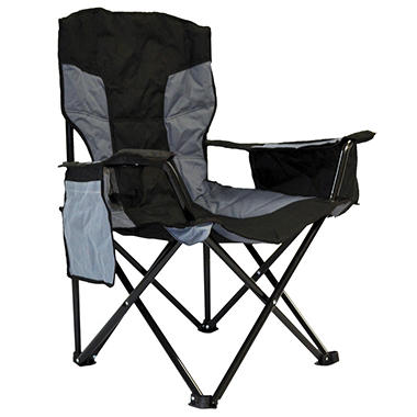 caravan® sports elite quad chair - black - sam's club