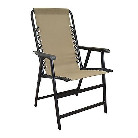 Caravan Sports Suspension Chair - Beige