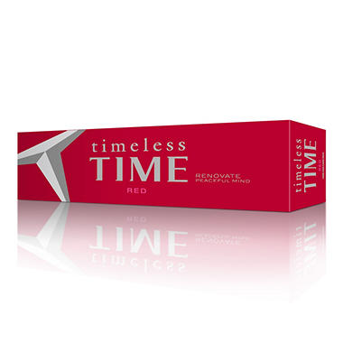 Timeless Time Red 1 Carton