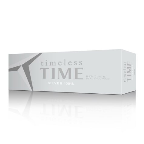 Timeless Time Silver 100's Box (20 ct., 10 pk.)