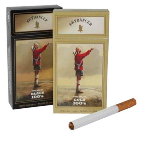 Skydancer Black 100s 1 Carton