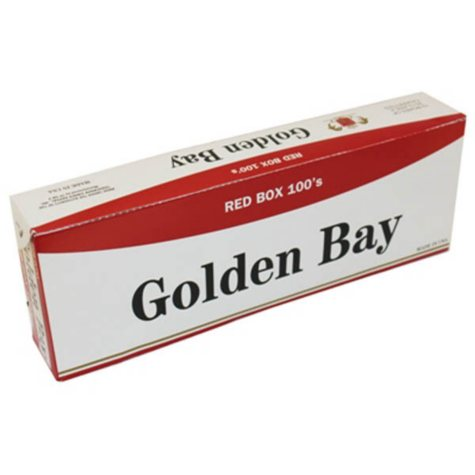 Golden Bay Red 100s  1 Carton