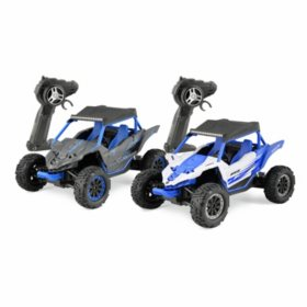 1:18 Scale Two Pack Yamaha YXZ RC